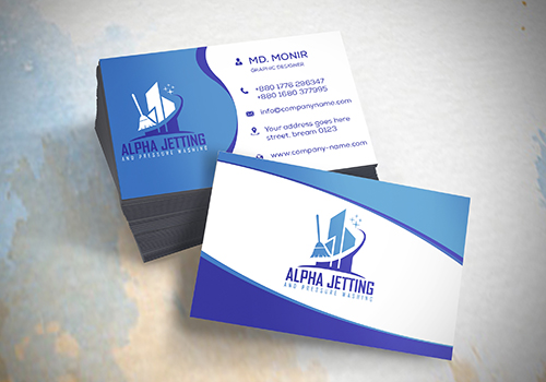 Business card 18